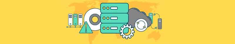 infrastruktur server dan cloud