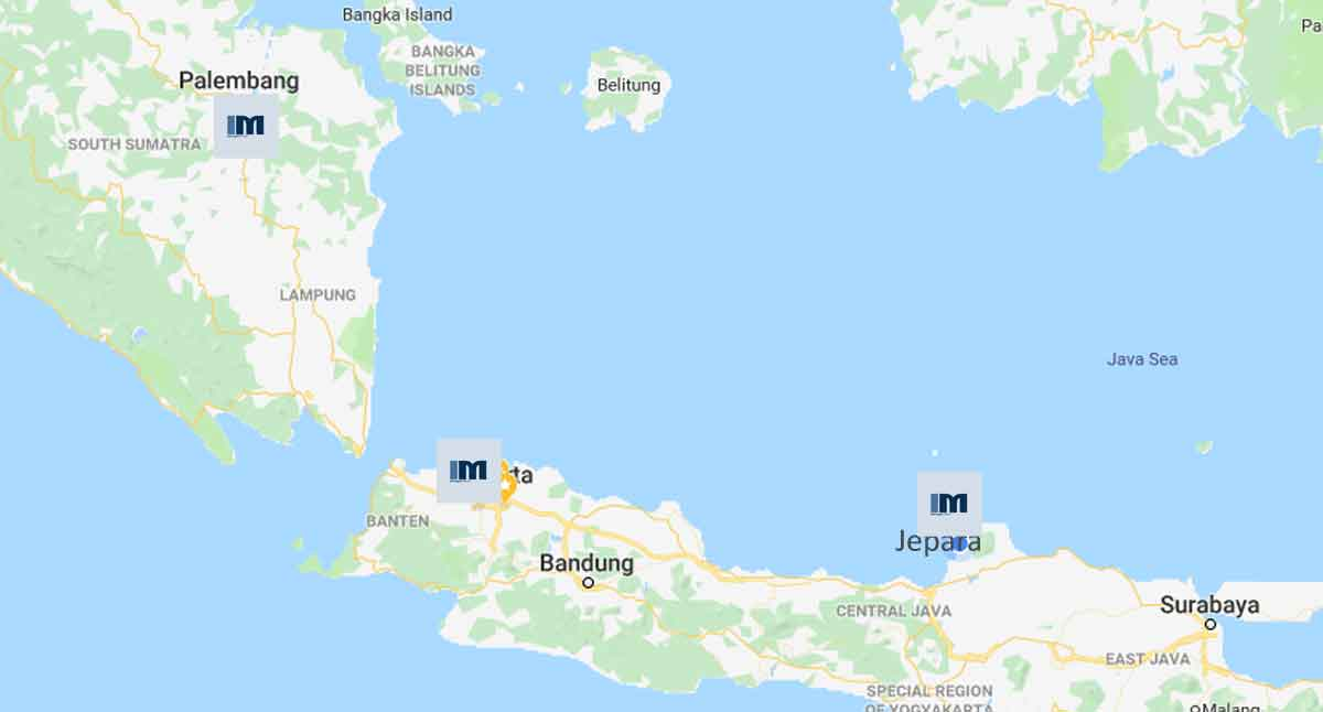 Interogasi Media memiliki lokasi di: Palembang, Tangerang Selatan, dan Jepara